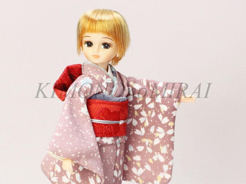 リカちゃん 着物,人形 着物,ブライス 着物