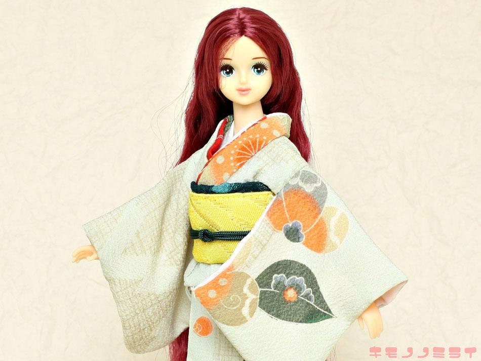 Jenny kimono,J-doll kimono,Pullip furisode