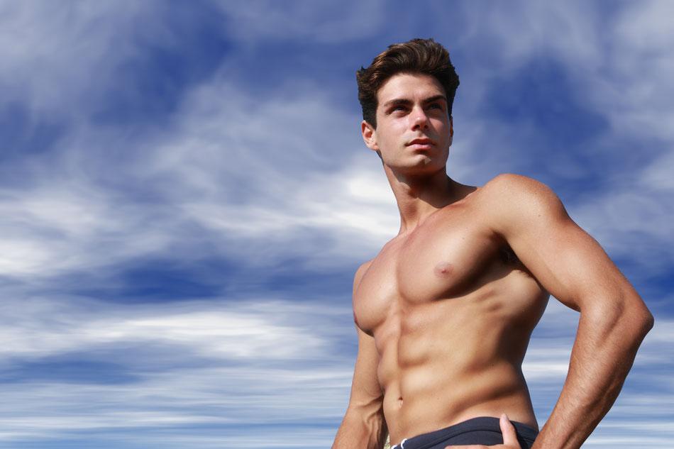 pectoral masculino; tratamientos estéticos masculinos; hombre; Barcelona; Canet;