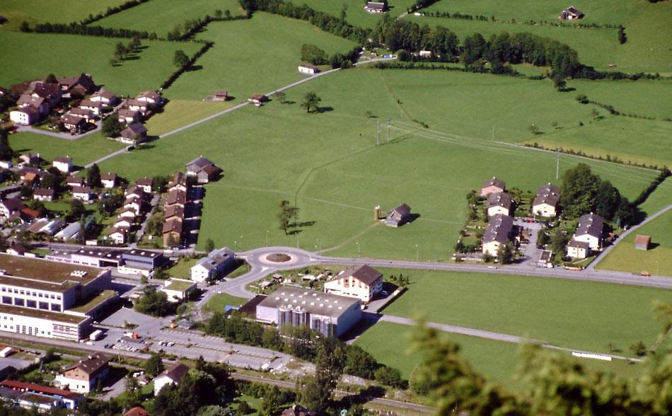 Unterbühl und Klausen, Mai 2000