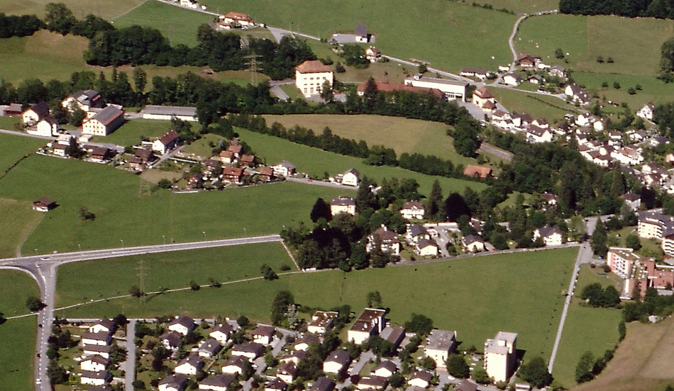 Weid, Fuchsgut, Lerchengut, Mai 2000