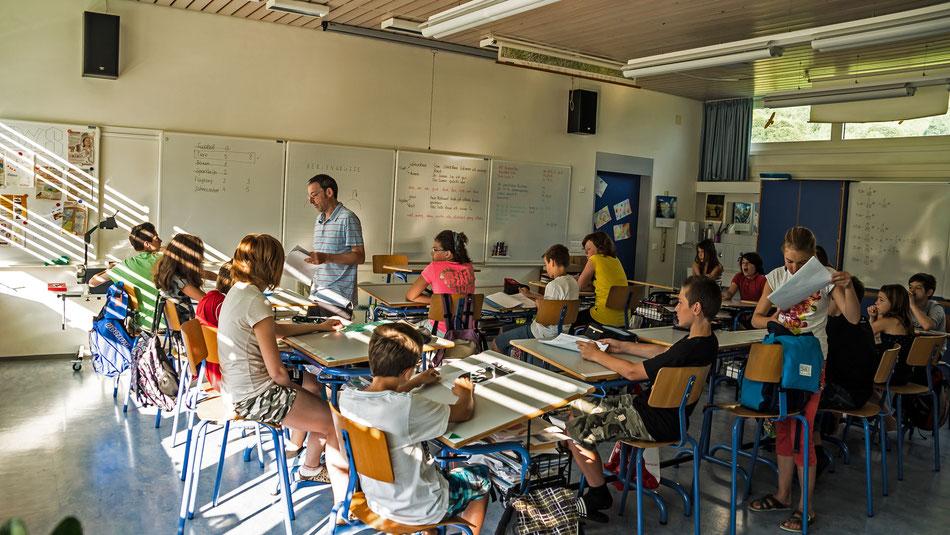 Schulzimmer Primarschule