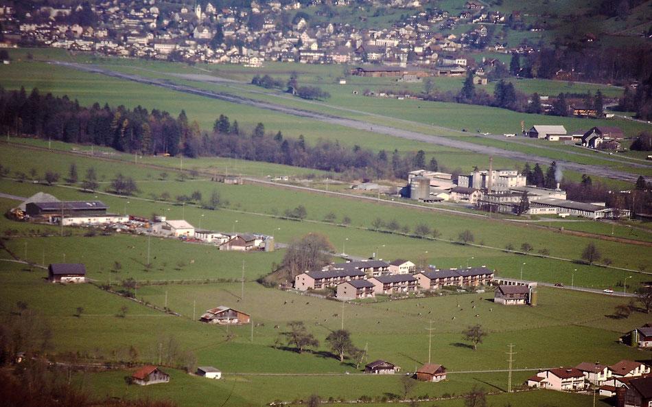 Unterbühl und Netstal Nord, 1989