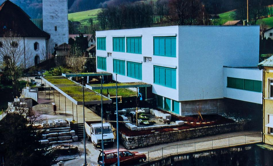 Primarschulhaus, renoviert 1994