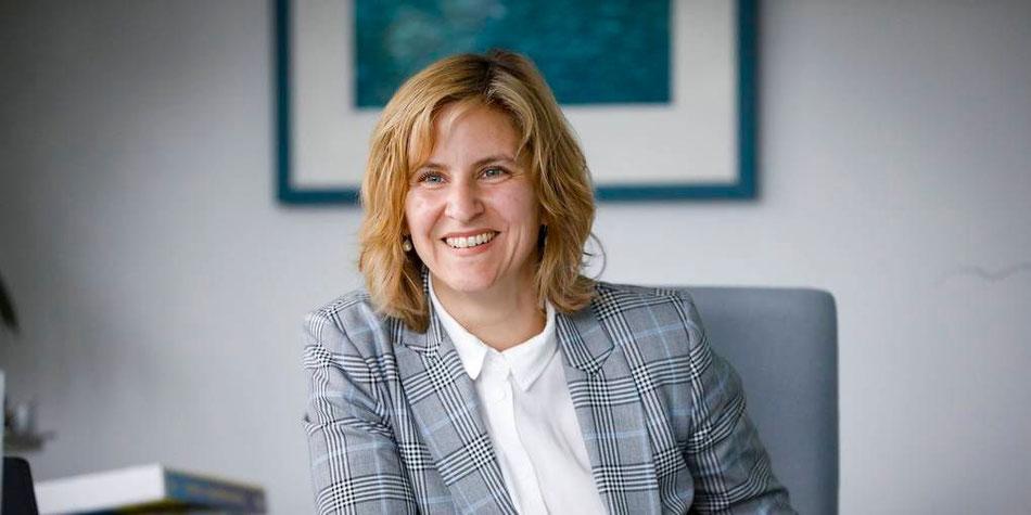 Katrin Eder, Umwelt- und Verkehrsdezernentin in Mainz. (Foto: Sascha Kopp )