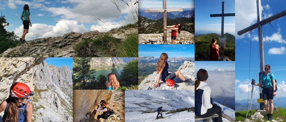 Höhenluft Sucht, Wandern, Oberösterreich, Salzburg, Steiermark, Berge, Stephanie Armbruckner
