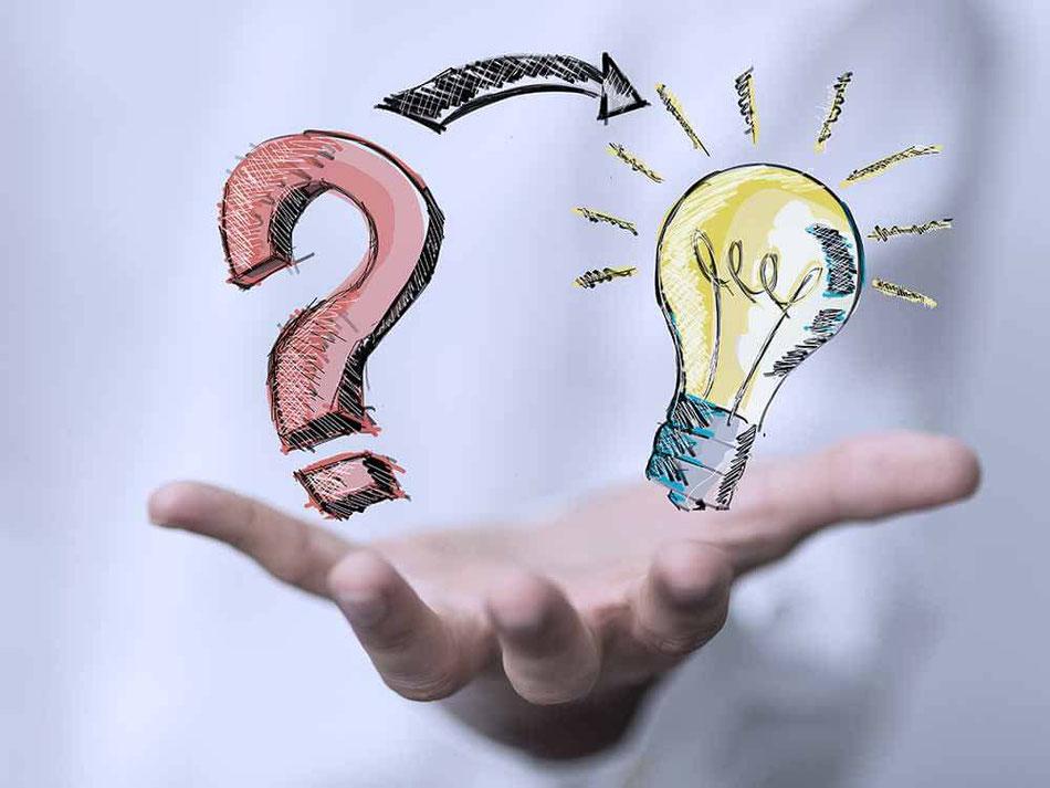 Fragetechnik als Ressource für Führung, Service und Verkauf