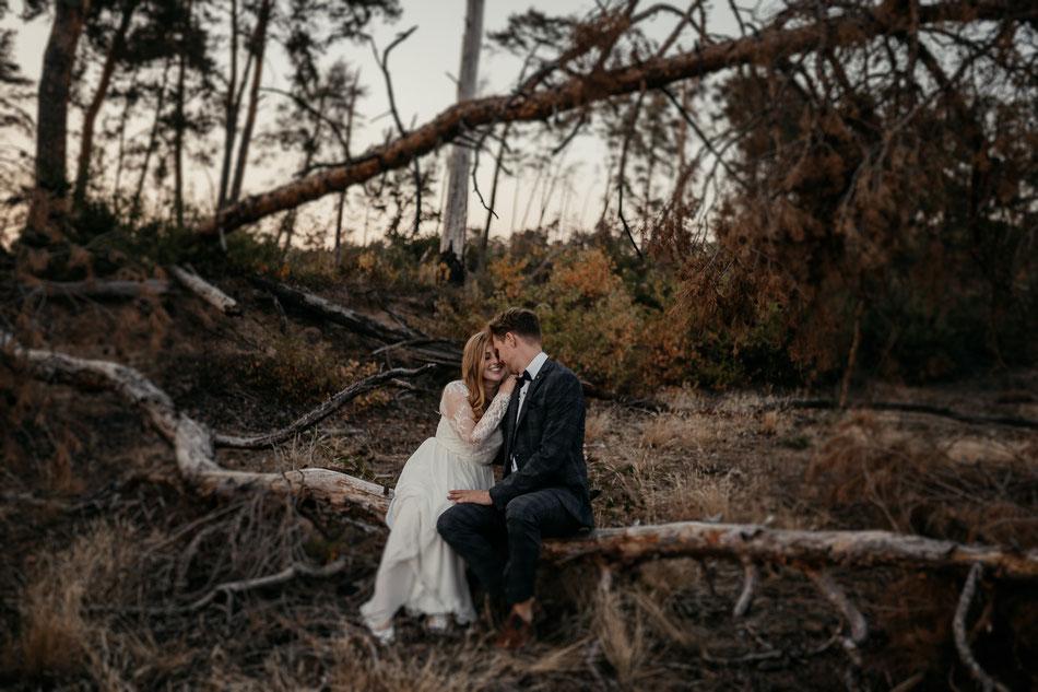 Brautpaarshooting Aschaffenburg