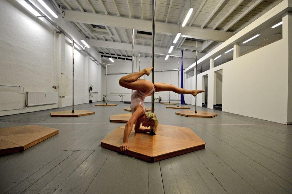 Pole Dance Düsseldorf
