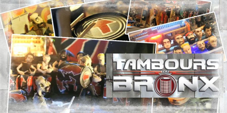Clip tambours du Bronx