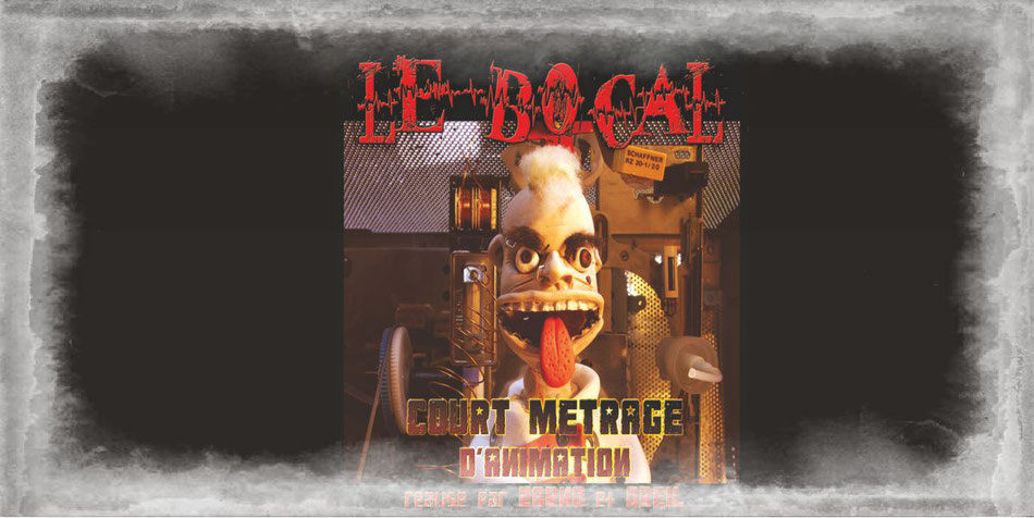 Film animation le bocal