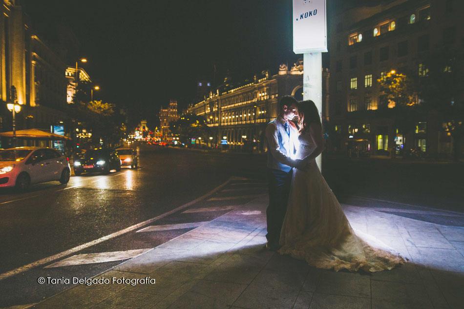 postboda, post boda, gran via, madrid, ciudad, calles