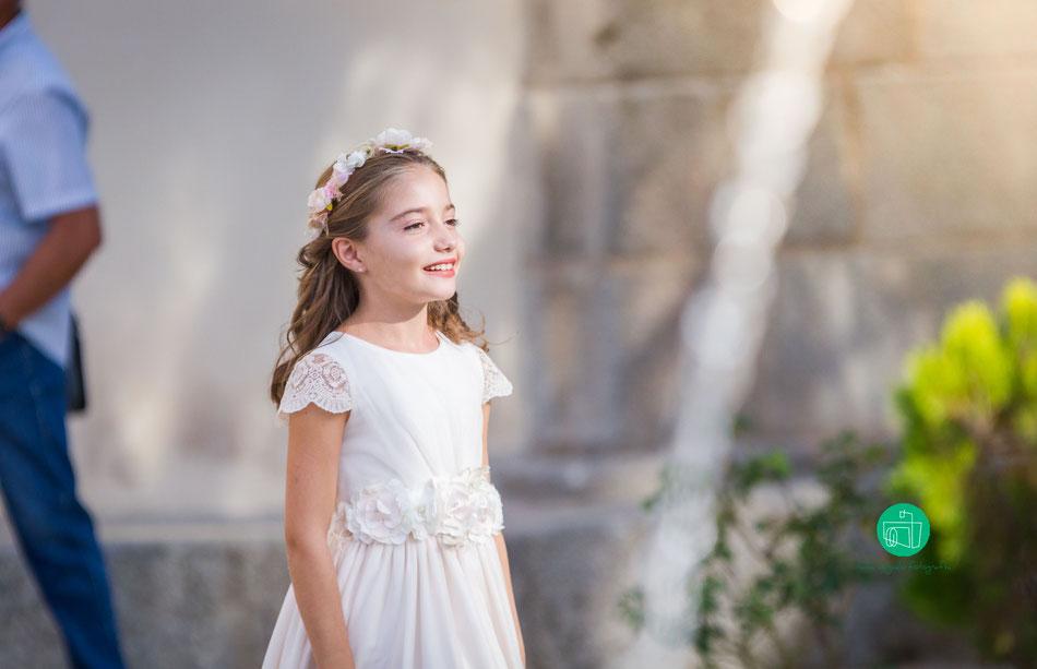comunión, fotografia, niños, fotografia de exterior, reportaje, niña