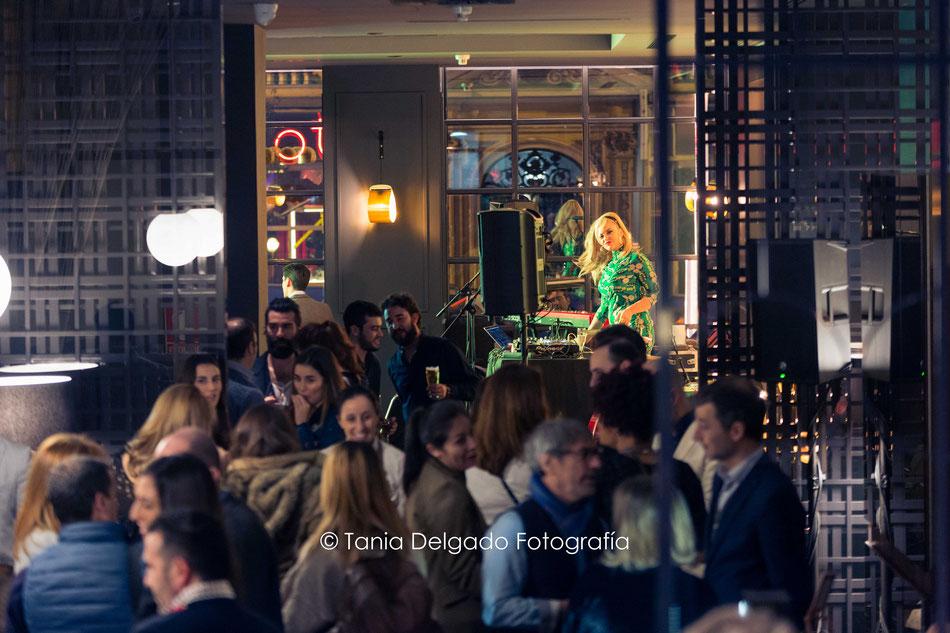 Bloved, madrid, fiesta, inauguración, restaurante, eboca, catalonia, hoteles, ascanio, superstar, silvia, vip, gran via, evento, famosos