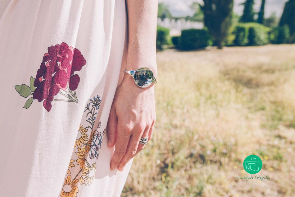 fotografia de producto, reloj, chaqueta cuadros, detalle, fotografia, vestido, mango