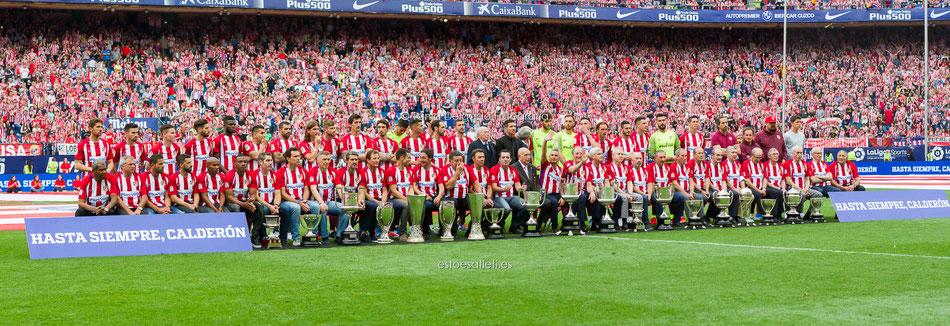 Fotografía deportiva, Fotorreportajes, Champions, Atlético de Madrid, Fútbol