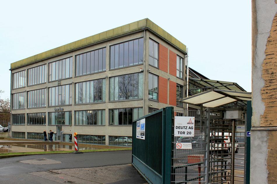 Der Firmensitz der beeline GmbH an der Grünstraße. Foto: Eva Rusch