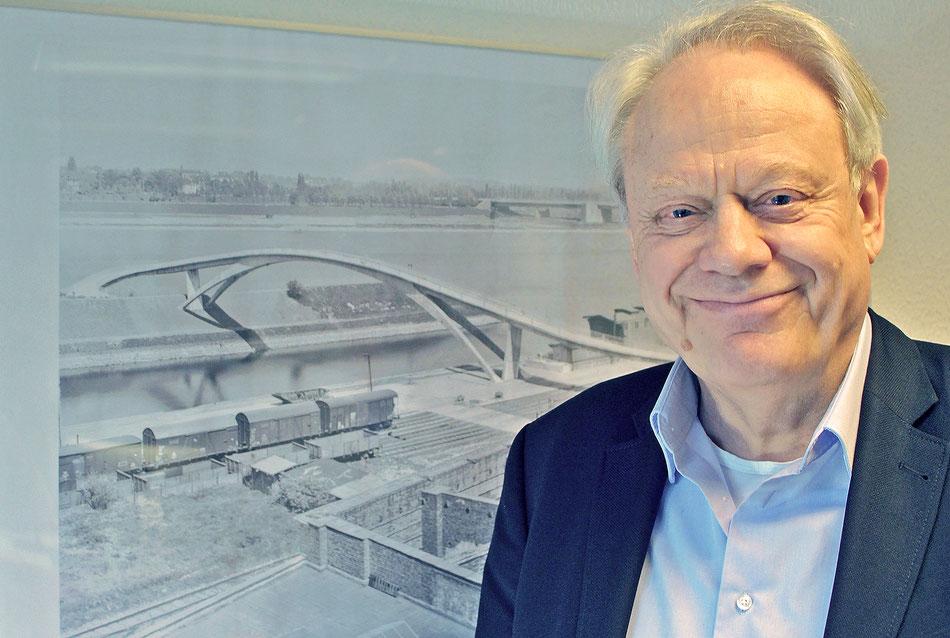 Norbert Fuchs. Foto: Eva Rusch