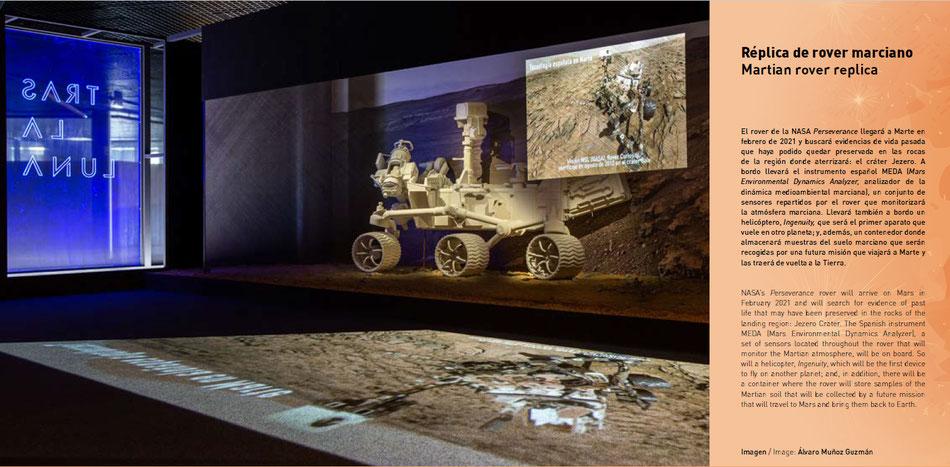 Mars Rover Replica