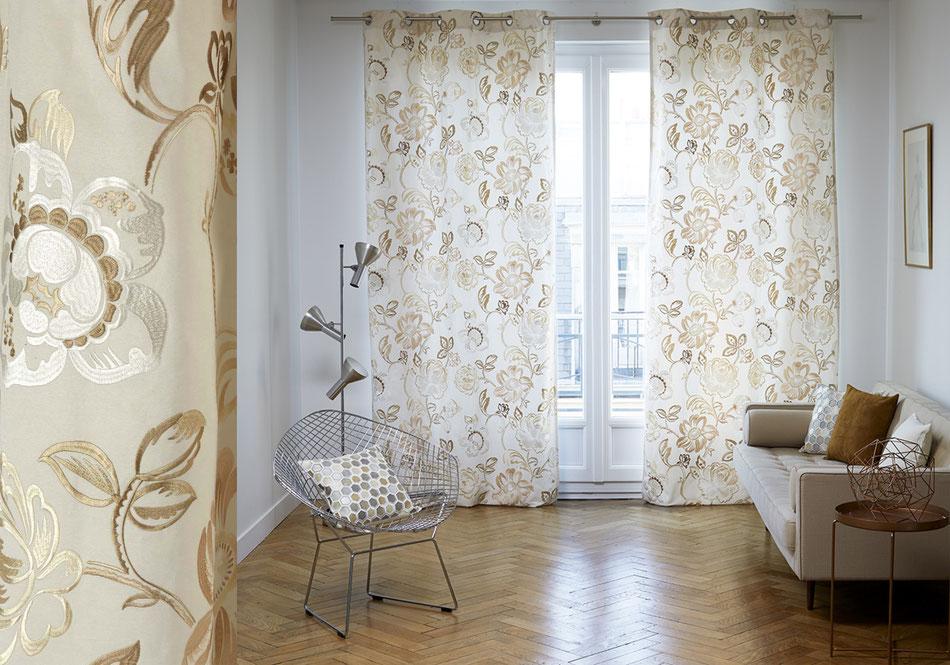 coup de coeur d co les motifs floraux dana balland d coration. Black Bedroom Furniture Sets. Home Design Ideas