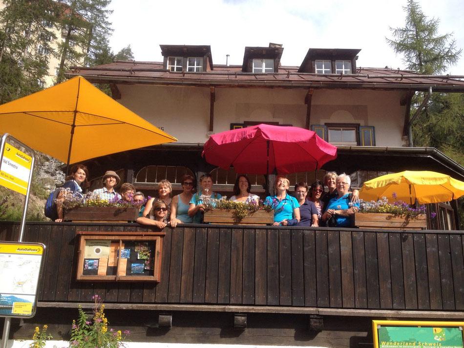 Turnfahrt 2016, Val Sinistra
