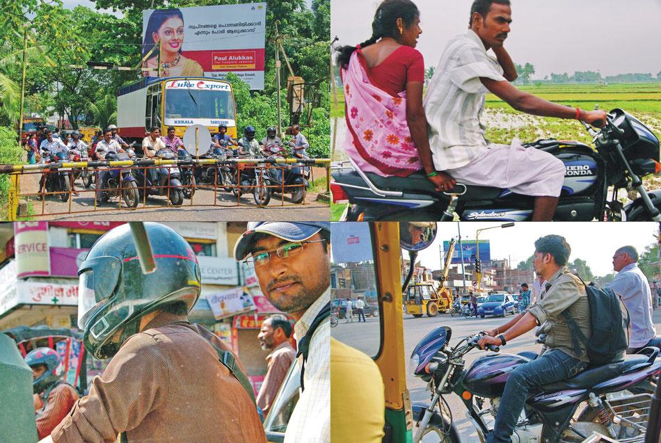 Kerala | Tamil Nadu | Varanasi | Gwalior _Madhya Pradesh