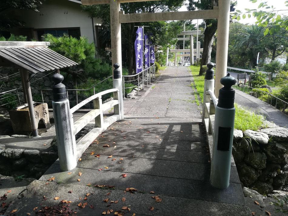 美多羅志橋