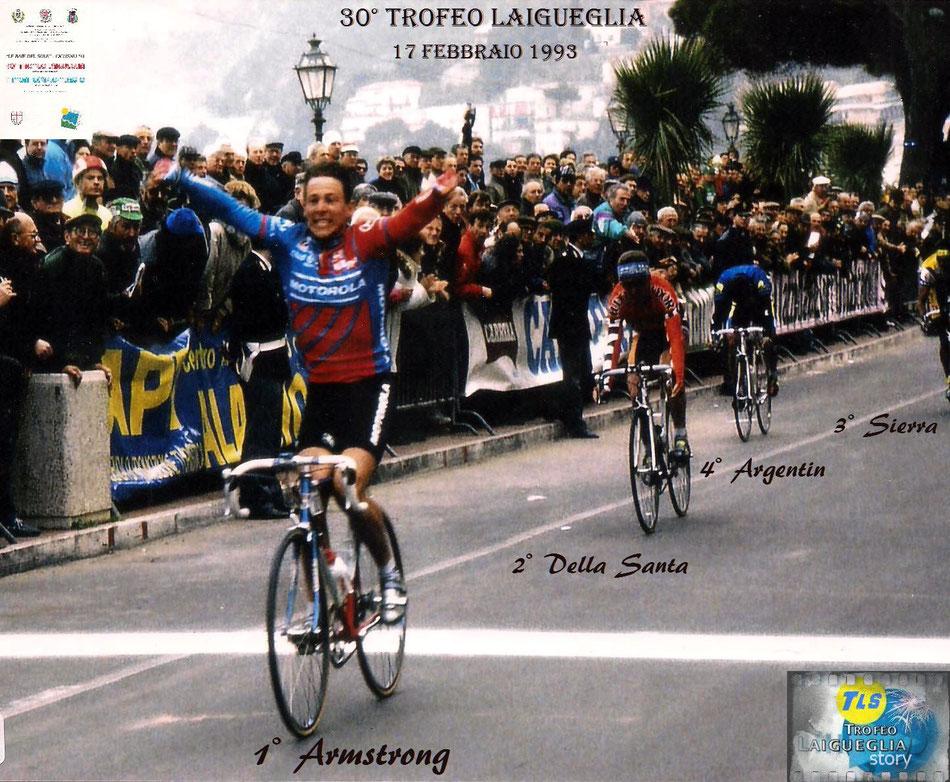 Armstrong, Argentin, Trofeo Laigueglia