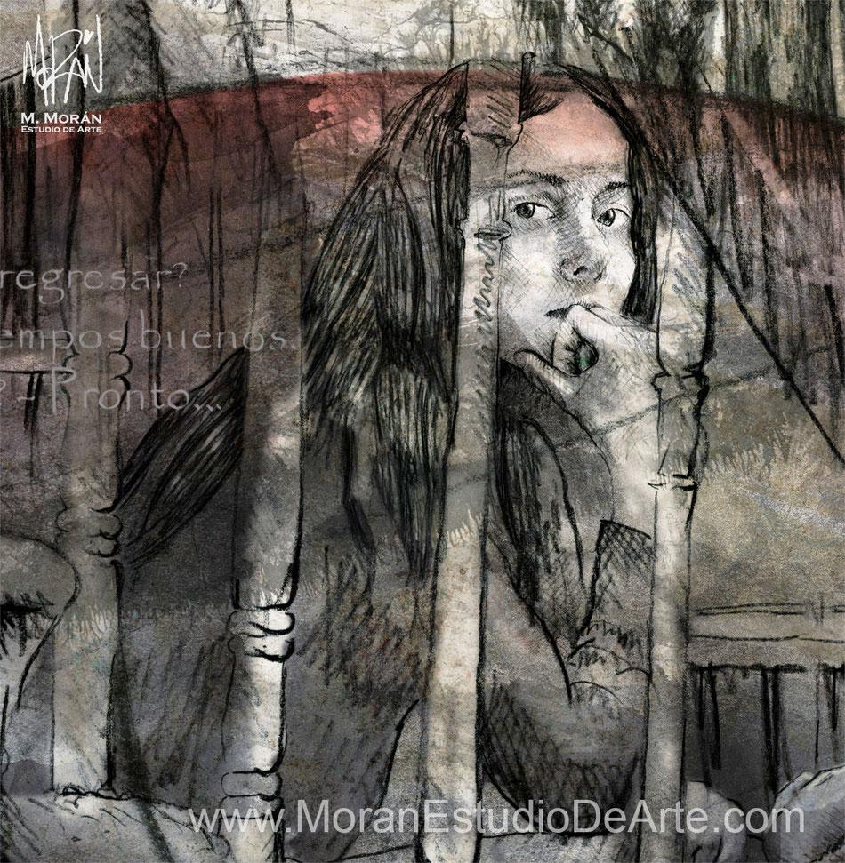 Cecilia Suarez en Nos vemos, papá de Lucía Carreras, 2012