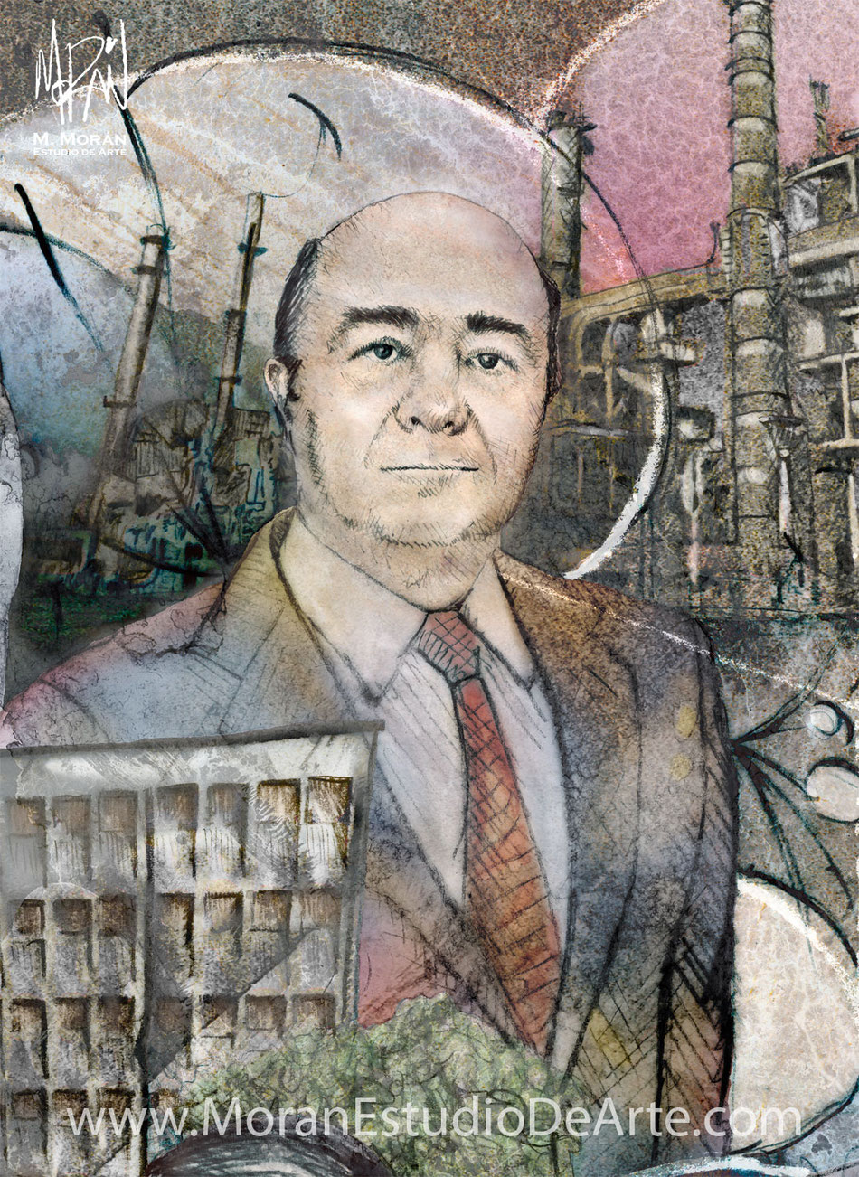 Jesús Murillo Karam Secretario de Gobierno del Gobernador Jorge Rojo Lugo