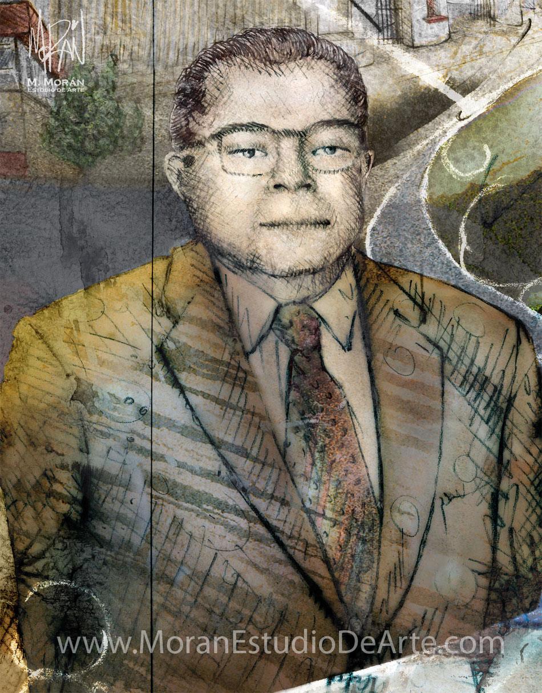 Gabriel Romero Reyes Secretario de Gobierno del Gobernador Manuel Sánchez Vite