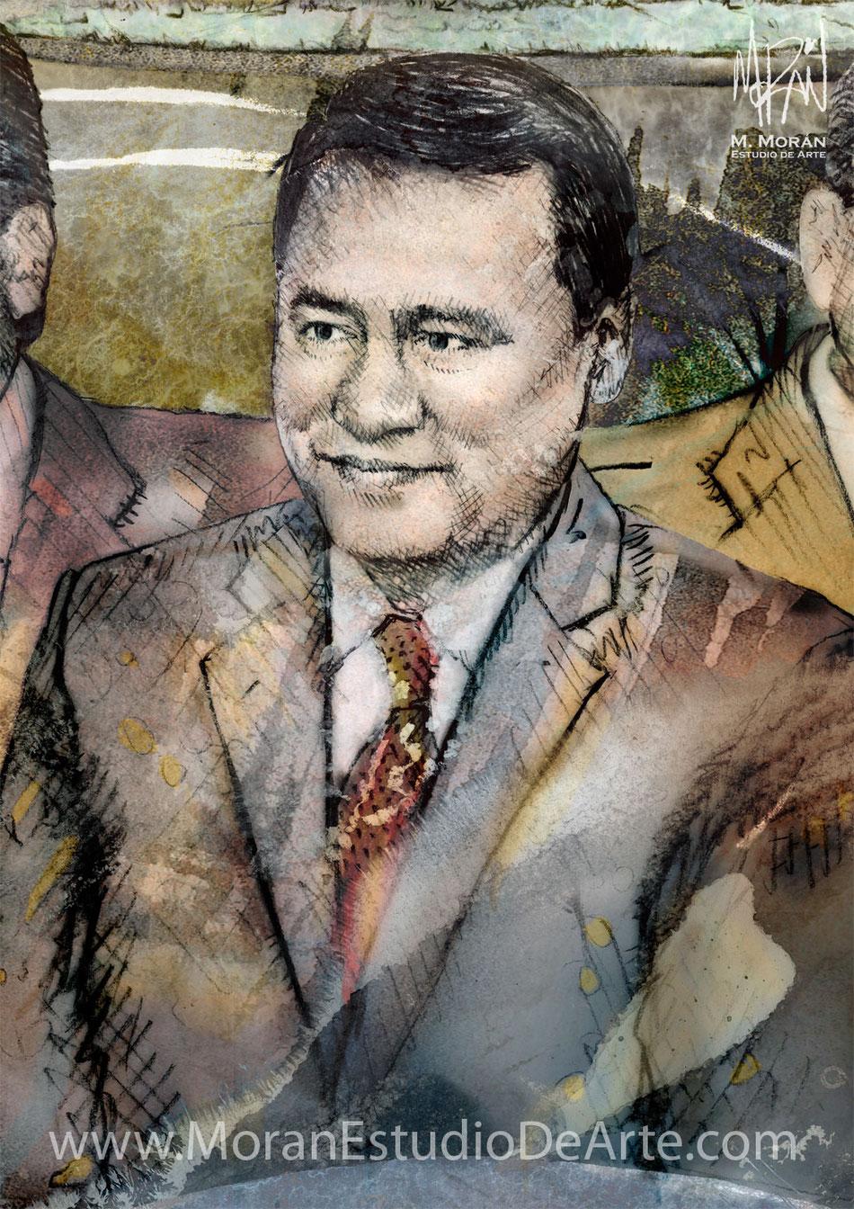 Miguel Ángel Osorio Chong Secretario de Gobierno durante el periodo del Gobernador Manuel Ángel Núñez Soto