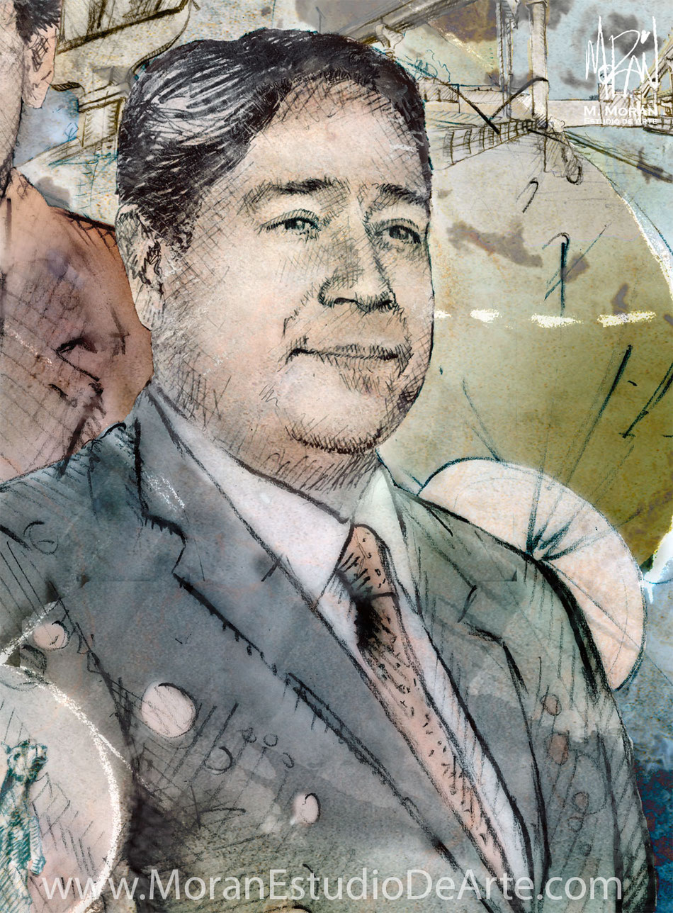 Gerardo Alejandro González Espínola Secretario de Gobierno durante el periodo del Gobernador Miguel Ángel Osorio Chong