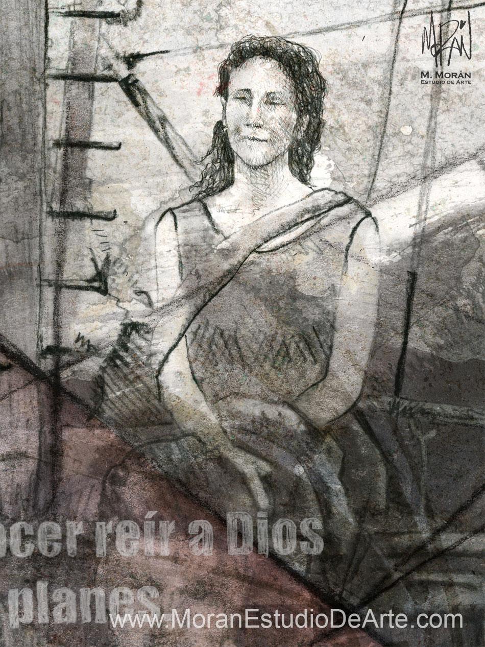 """Blanca Guerra en """"Un embrujo"""" de Carlos Carrera, 1998"""
