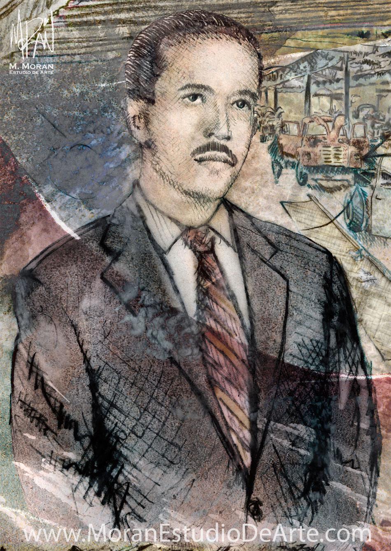 Próspero Macotela Cravioto Secretario de Gobierno del Gobernador Quintín Rueda Villagrán