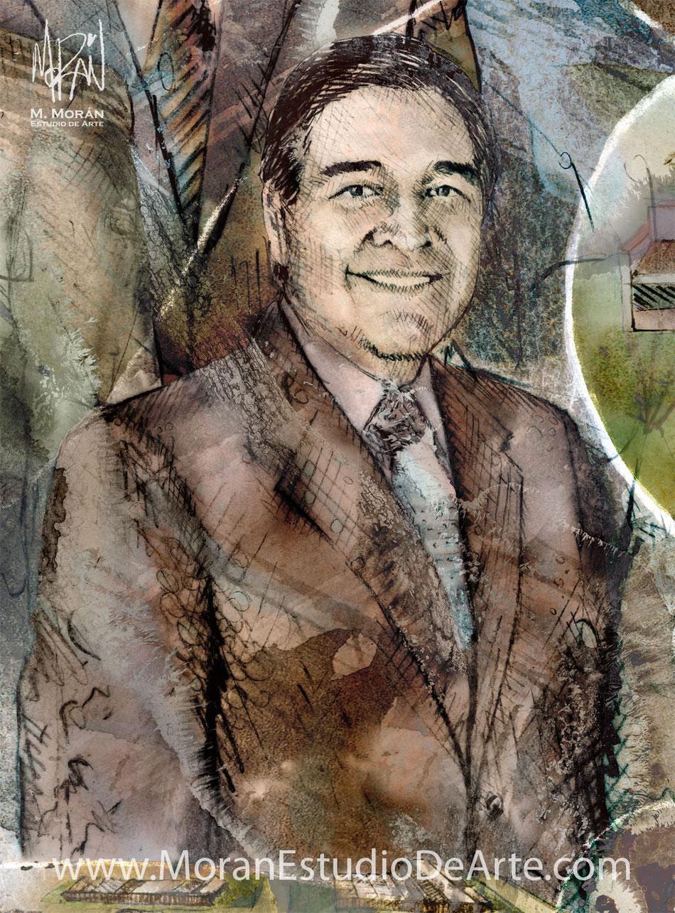 José Guadarrama Márquez Secretario de Gobierno del Gobernador Arq. Guillermo Rossel de la Lama