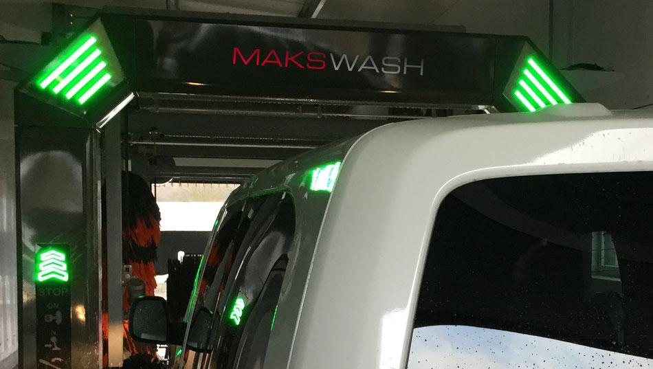 Hersteller ISTOBAL Waschstraße T'WASH 30 von MAKSWASH kaufen