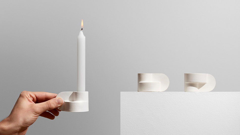 Candela, Kerzenständer, Weiß, Pott, Spanien