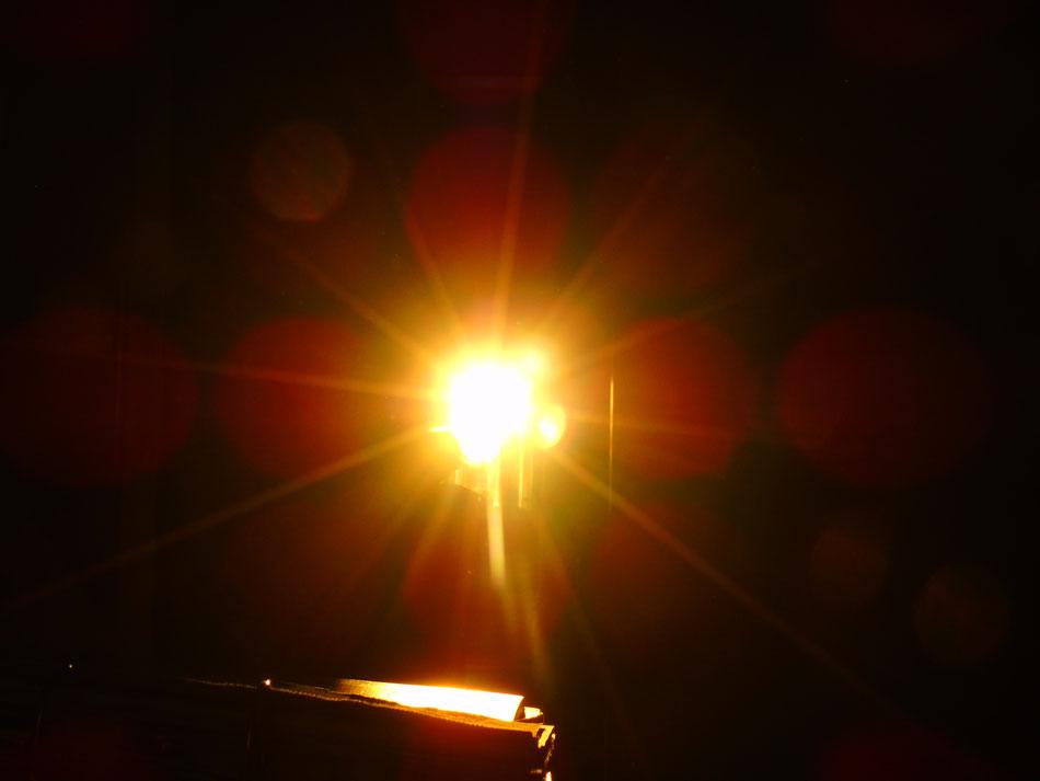 Ich bin die Abendsonne,  Quelle: www.lichtwesenfotografie.com