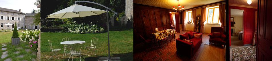 Suites et chambres d 39 h tes dans nature pr serv e entre ard che et haute loire aulne maison d - Chambre d hote chambon sur lignon ...