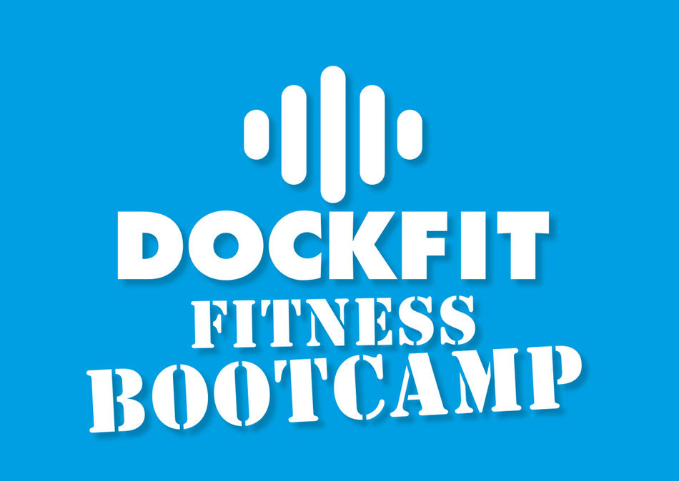 dockfit fitness bootcamp altona hamburg logo fit camp fitcamp