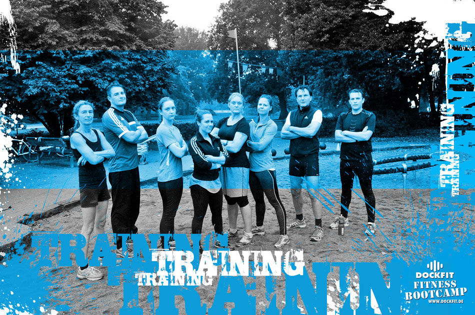 dockfit altona fitness Personal-Trainer bootcamp hamburg training fitnessexperten hamburg dockland battle ropes outdoor training Hindernisse nieselregen