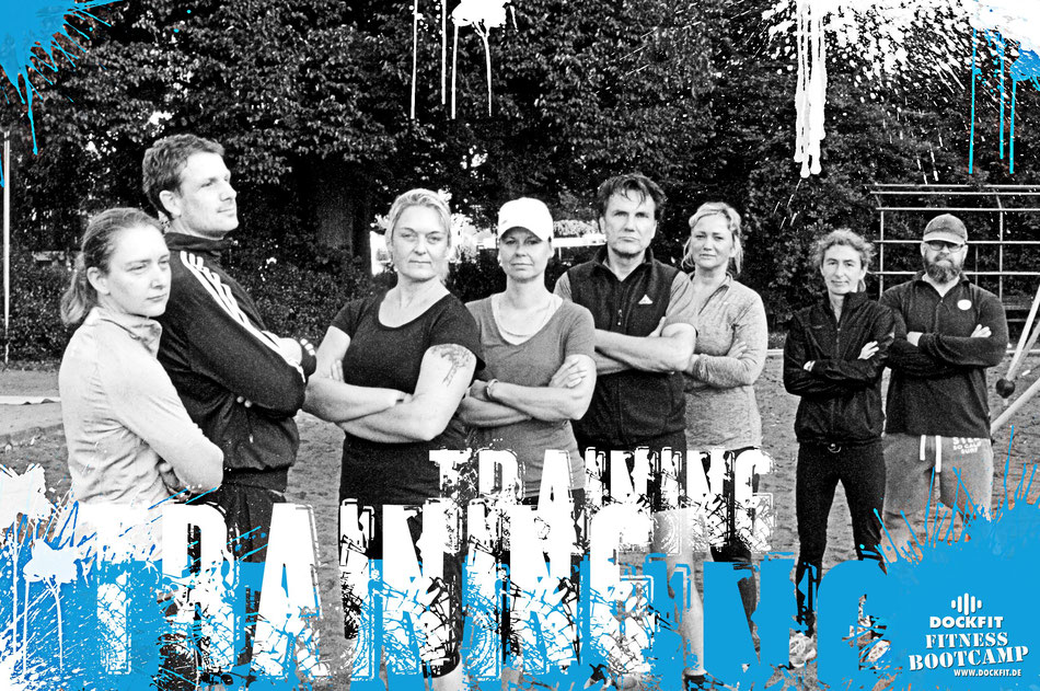 dockfit altona fitness Personal-Trainer bootcamp hamburg training fitnessexperten hamburg dockland battle ropes outdoor training Hindernisse Dockfit Trainings Squad