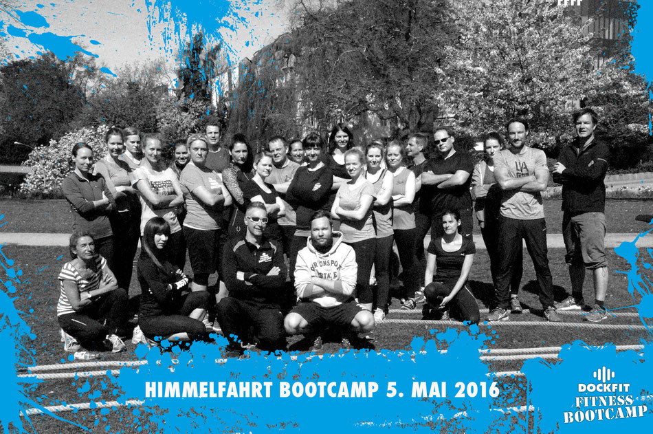 dockfit altona fitness bootcamp hamburg training himmelfahrt