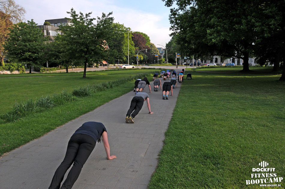 Outdoor Training Hamburg Altona