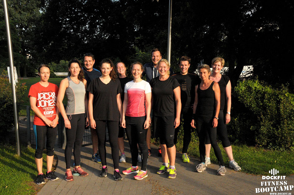 dockfit altona fitness Personal-Trainer bootcamp hamburg training fitnessexperten hamburg dockland battle ropes outdoor training sat1 18 Grad