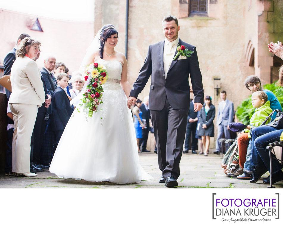 Hochzeitsfotos Burg Kriebstein