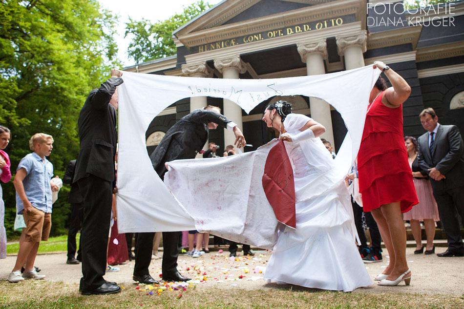 Hochzeitsfotos Grünefelder Park