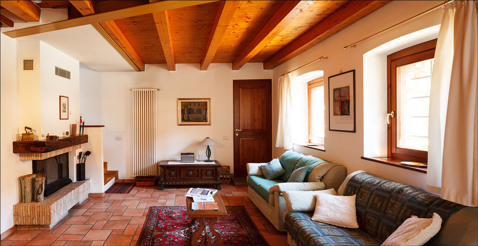 B&B Casa Adele Udine - zona relax