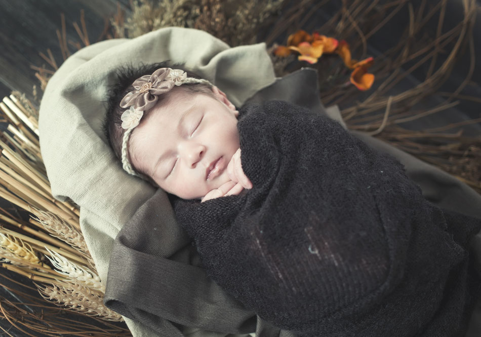 Neugeborenenshooting • Fotograf Köln